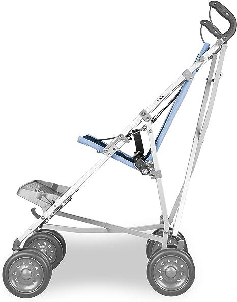 necesidades especiales Chasis de aluminio Maclaren Major Elite Silla de transporte de los 6 meses hasta los 50kg