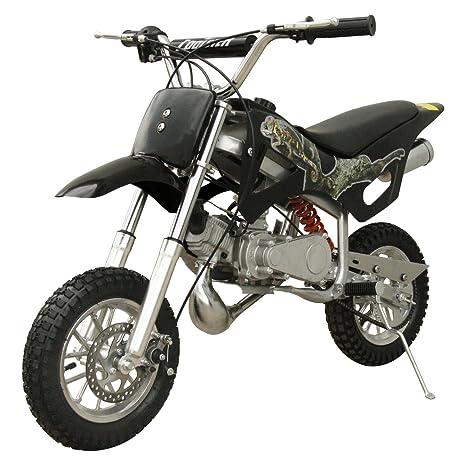 Flying Horse 49cc 50cc 2 Stroke Gas Powered Mini Dirt Bike Motorcycle – Gas  Powered Kids Mini Dirt Motocross Bike