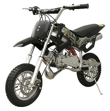 49cc 50cc 2 Stroke Gas Motorized Mini Dirt Pit Bike