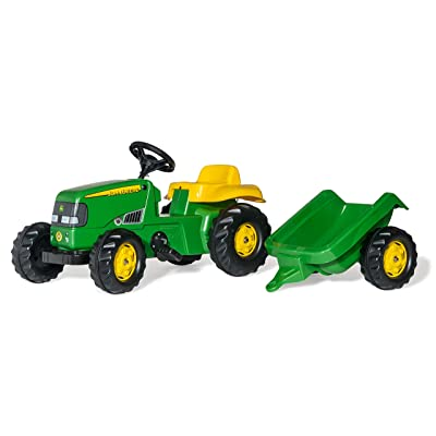 ROLLY TOYS | rollyKid John Deere with Squeaky Horn | 012190: Toys & Games