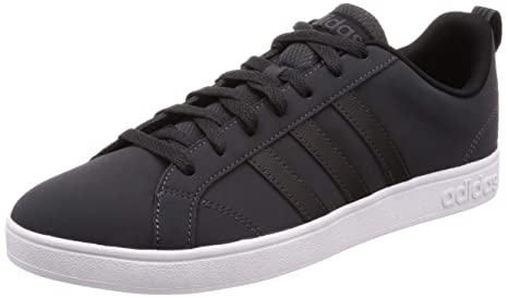 buy popular b80a4 a97bc adidas Vs Advantage, Zapatillas de Tenis para Hombre, Gris  Carbon Cblack Ftwwht