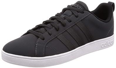 huge discount 17625 e465c Adidas Mens Vs Advantage CarbonCblackFtwwht Tennis Shoes-6 UKIndia
