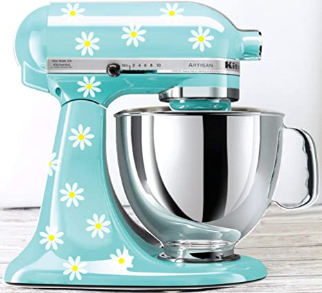 Amazon.com: Daisy Kitchen Mixer Decals to be Used on Kitchen ...