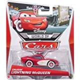 Disney Pixar Cars Cruisin' Lightning McQueen (Lightning McQueen Series)