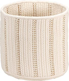 """product image for Colonial Mills Essentia Basket, 12""""x12""""x12"""", White"""
