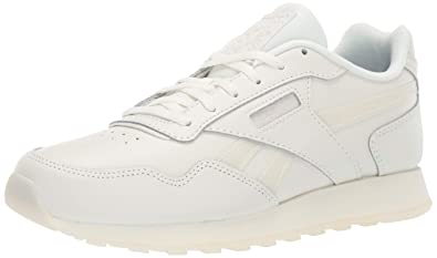 c3fa40f8bc7 Reebok Women s Classic Harman Run Sneaker  Amazon.co.uk  Shoes   Bags