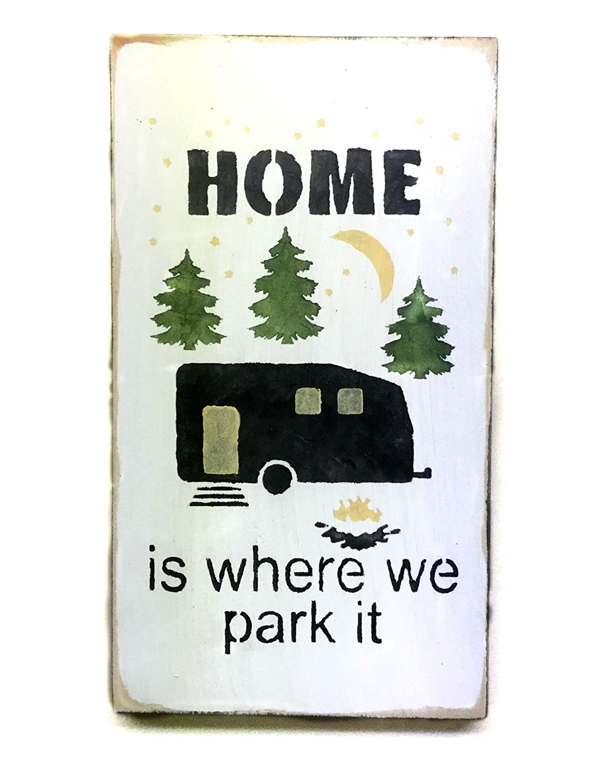 photo about Printable Camping Signs known as : Woodticks Humorous Rv Indicator/Tenting/Campsite Indication