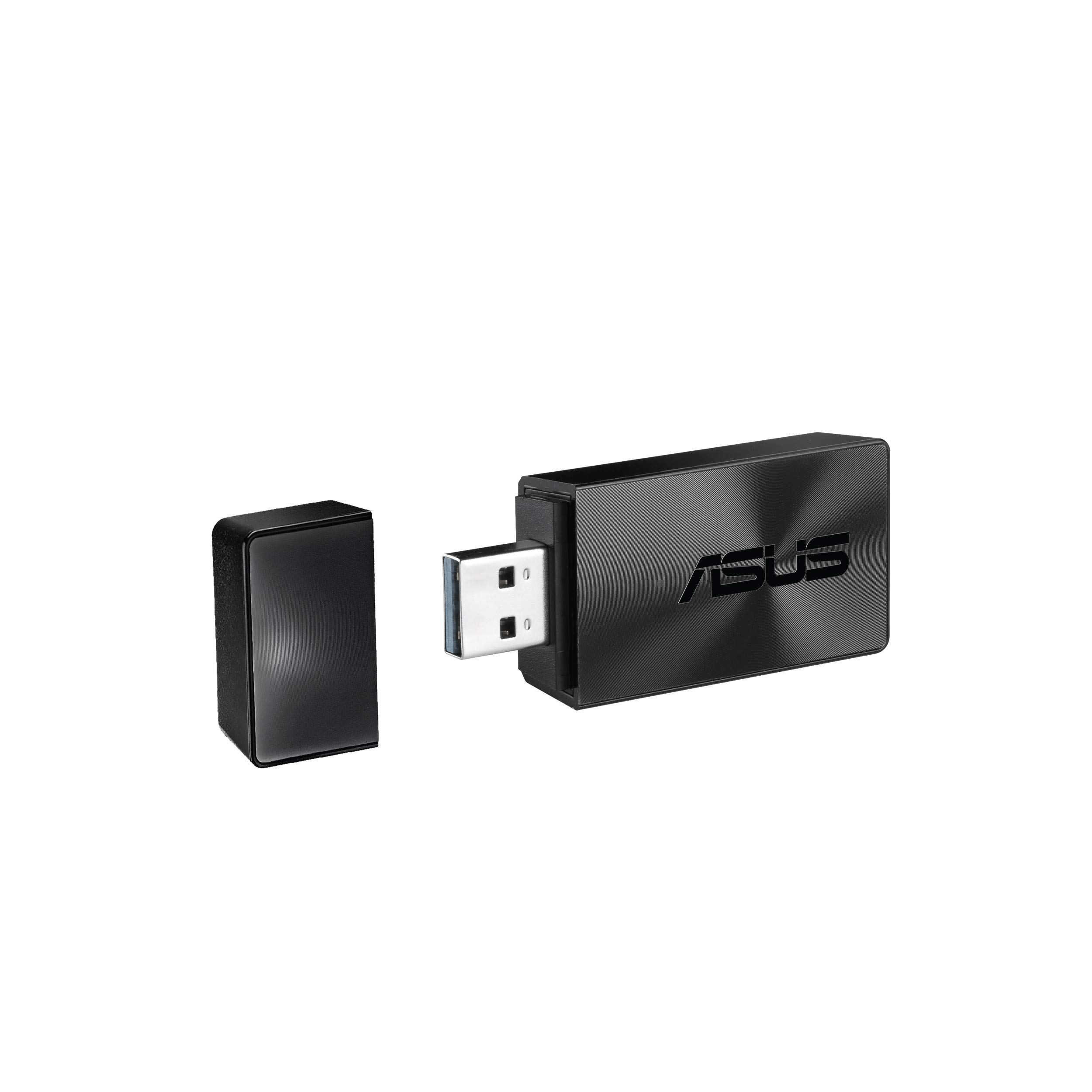 ASUS USB-AC55 B1 Dual Band USB Wireless Adapter