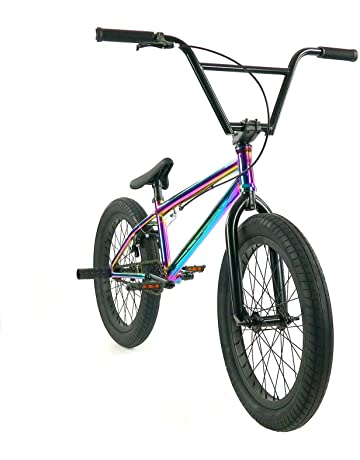 "0800dd51f4f Elite 20"" BMX Bicycle Destro Model Freestyle Bike"