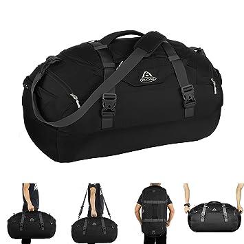 AI ONE 55L Travel Duffel Bags Gym Bag Travel Bag Sports Bag 4-Way Overnight e7353dd7ea
