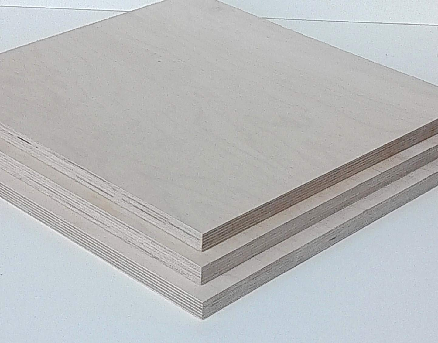 18mm starke Multiplex Sperrholzplatten Holzplatten beste Qualitä t. Sondermaß e. (100x100mm) Möbel Weddeling - Massive Möbel nach Kundenwunsch aus der Tischlerei im Münsterland.
