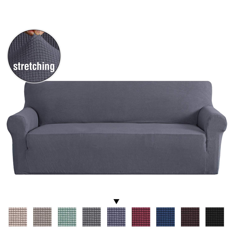 H.Versailtex - Funda de sofá elástica de 1 pieza, cubierta ...