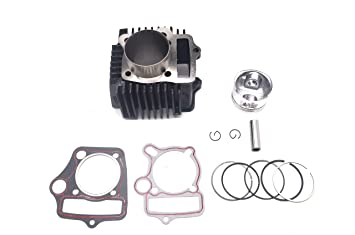 Amazon com: Chanoc Cylinder Piston Kit for 1P52FMH Chinese