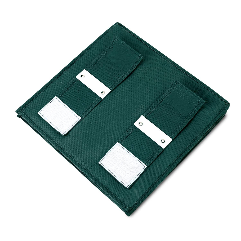 130,8 cm Beige UMI by Estanter/ía Colgante de Tela para Ropa Estanter/ía Colgante para Armario Organizador para Armario de 6 Niveles