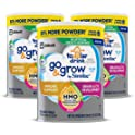 3-Pack Go & Grow by Similac Non-GMO Toddler Milk-Based Drink 36 Oz