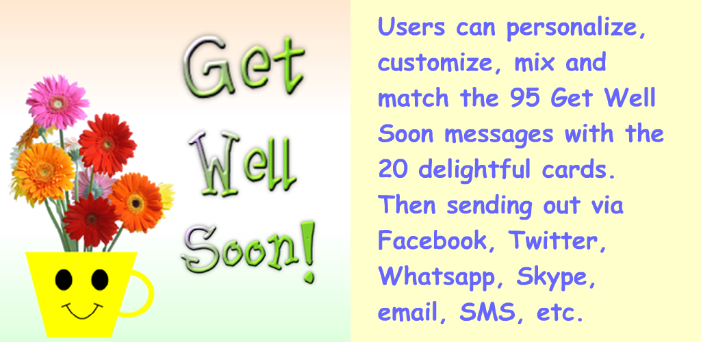 Amazon Com Get Well Soon Messages Appstore For Android