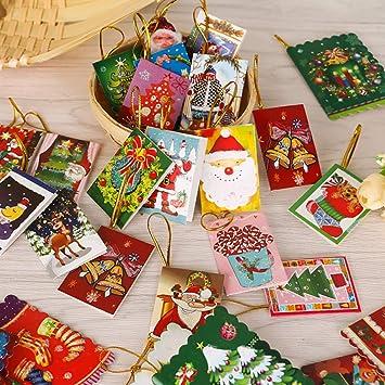 Queta Christmas Cards Christmas Postcards 30 Postales navideñas ...