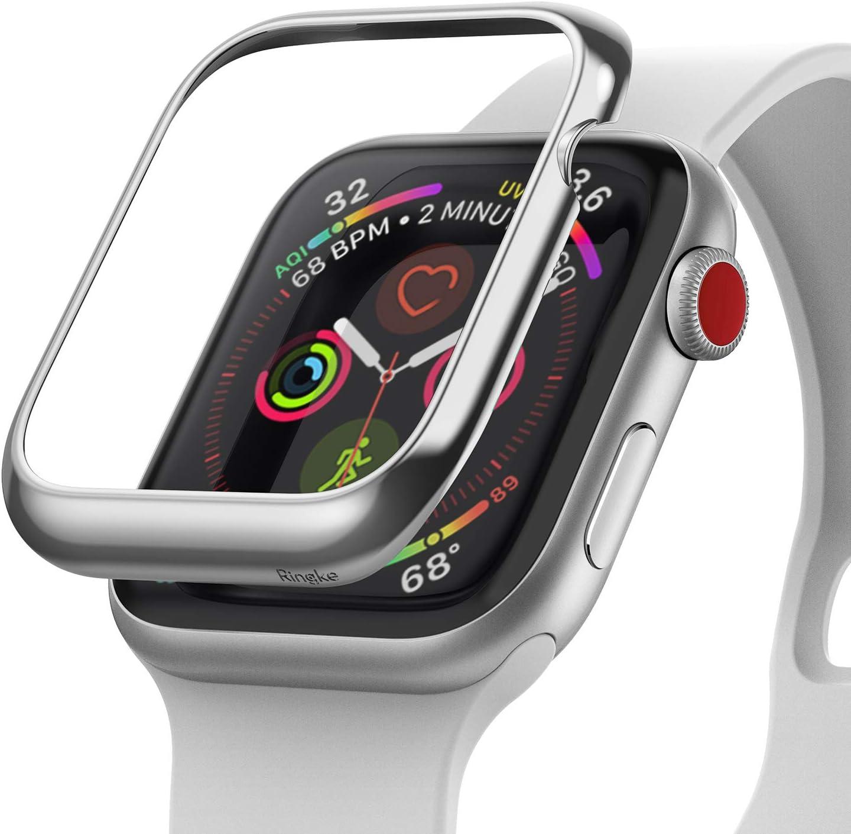 Ringke Bezel Styling Diseñado para Funda Apple Watch Series 3 42mm (2017), Funda Apple Watch Series 2 42mm (2016), Funda Apple Watch Series 1 42mm (2015) - AW3-01