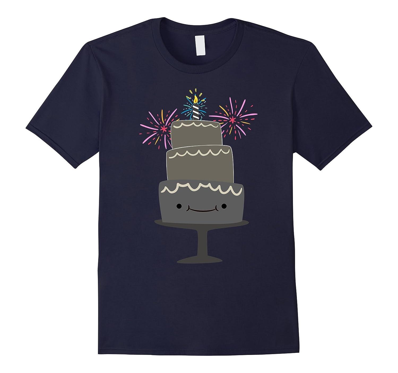 Birthday Cake Kids Tshirt Tee by Birthdays Made Better-Vaci