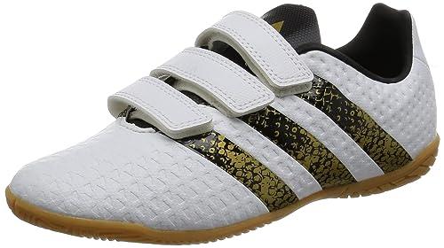 size 40 59abf 84e95 usa adidas ace 16.4 white and gold b5989 cab71