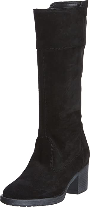 Esprit Jordin Boot 104EK1W019, Damen Stiefel, Schwarz (Black