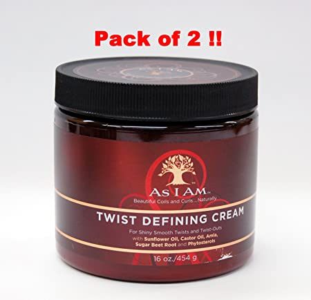 As I Am Twist Defining Cream, 16 Ounce