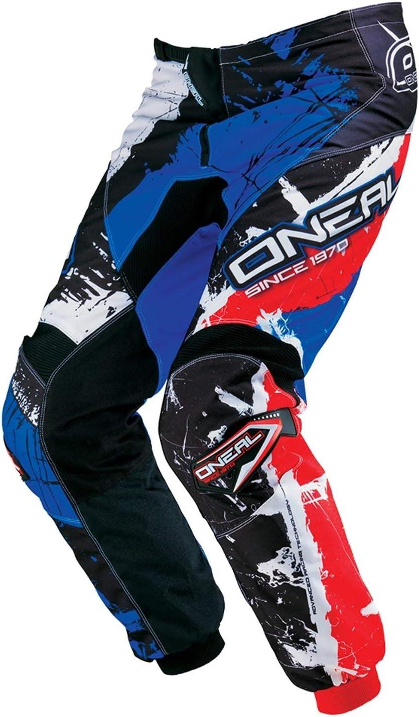 22//38 ONEAL Kinder Motocross Hose Element Shocker Youth 0124S-52 Gelb