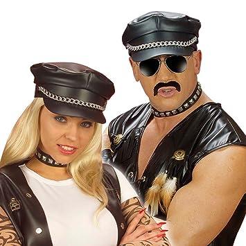 Gothic Biker Rocker Schmuck Armband Halsband Stachelhalsband Kostüm Zubehör