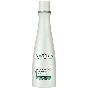 amazon com nexxus diametress volume shampoo for fine and flat