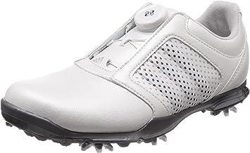 adidas Adipure BOA Schuh Damen weiß/grau EU 36: Amazon.de ...