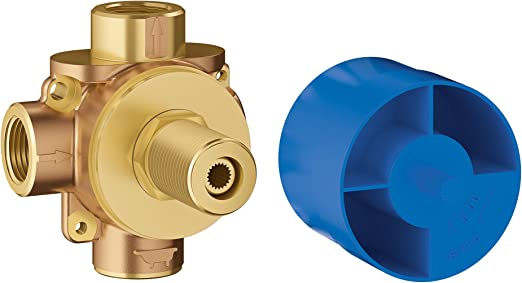 Grohe Rough Valve for One Hand Vessel   33780 000 Chrome finish  DD2