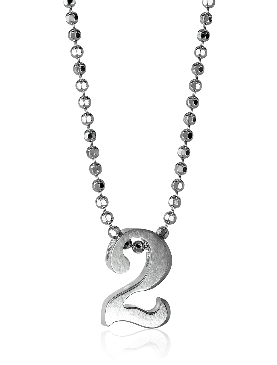 Alex woo little numbers sterling silver number pendant necklace 16 alex woo little numbers sterling silver number pendant necklace 16 aloadofball Image collections