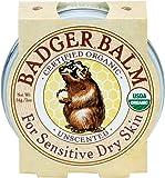 Badger Balm Unscented Balm- 2 oz