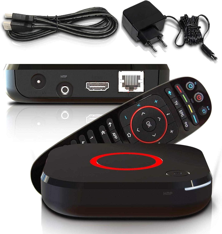 mag 324 Original IPTV HEVC H.256 - Juego de Streamer: Amazon.es ...