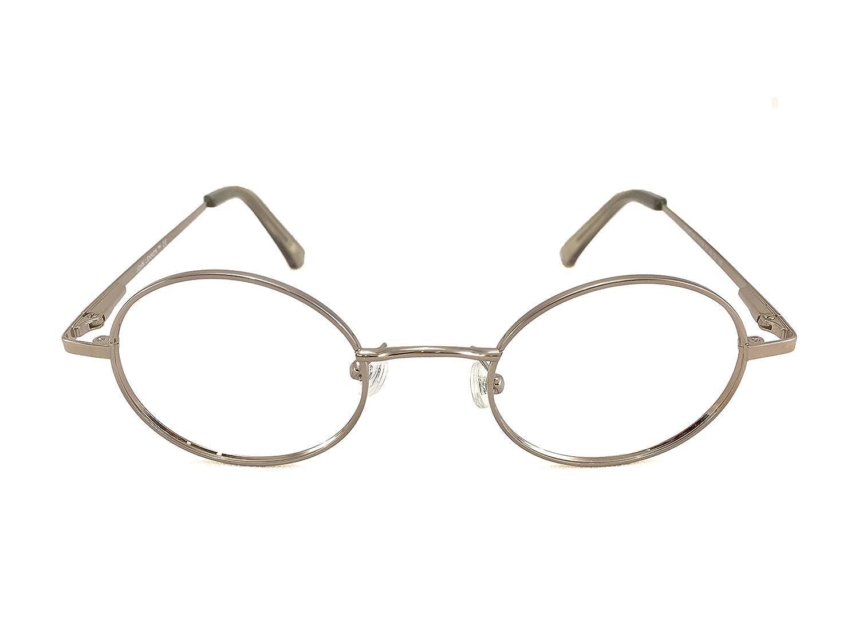 5f6b956288a Amazon.com  John Lennon Starting Over Eyeglass Frame - Silver  Clothing