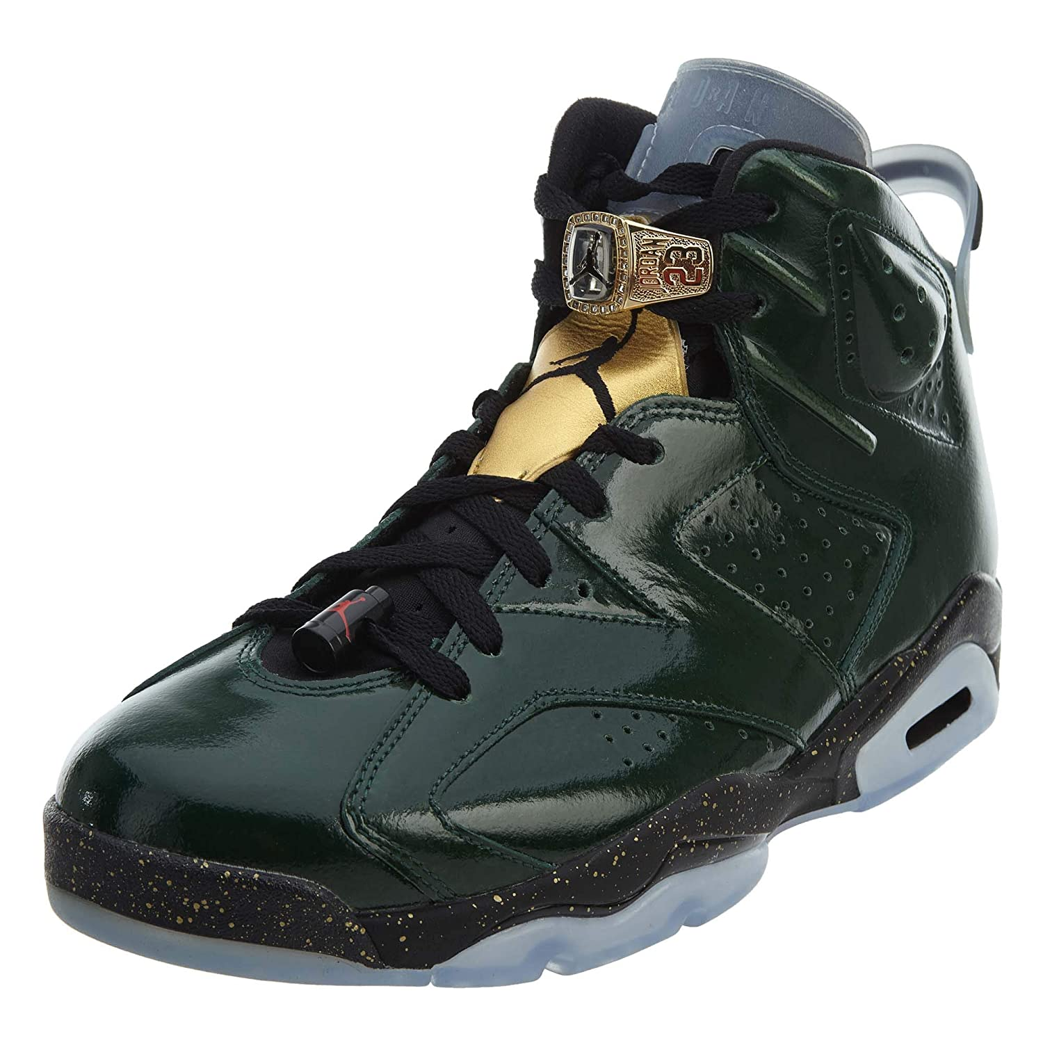 AIR JORDAN - エアジョーダン - AIR JORDAN 6 RETRO 'CHAMPAGNE' - 384664-350 (メンズ) 12  B00P9K1EPG