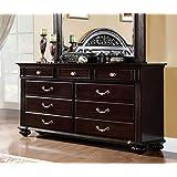 Amazon Com Cottage Style White Prentice Bedroom Dresser