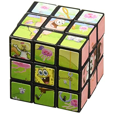 Puzzle Cube | SpongeBob Collection | Party Accessory: Toys & Games
