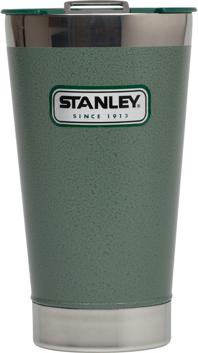Stanley, Pint Vacuum Hammertone Green 16 Ounce