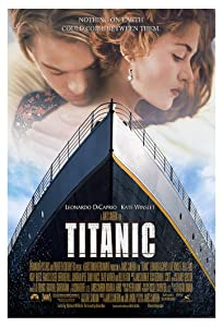 """Titanic Movie Poster (Leonardo DiCaprio) - Size 24"""" X 36"""" - This is a Certified Poster Office Print with Holographic Sequential Numbering for Authenticity."""