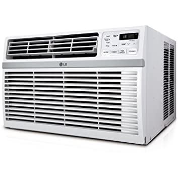 Amazoncom Lg Lw1216er Window Mounted Air Conditioner With Remote