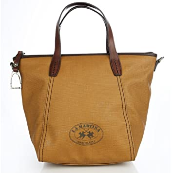Damen Shopping Handtasche La Martina