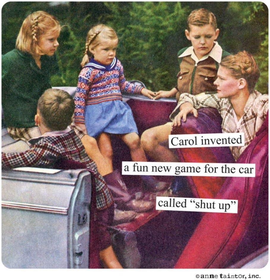 Anne Taintor Magnet - Fun Game