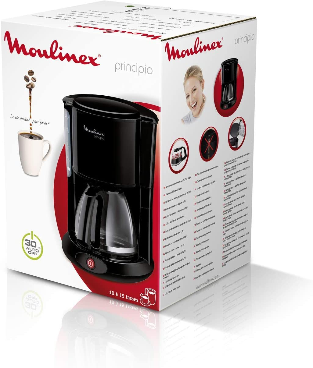Moulinex Fg2601 Macchina per Il Caffè R8C