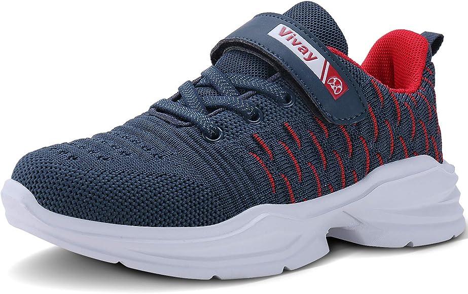 Amazon.com | Vivay Kids Tennis Shoes