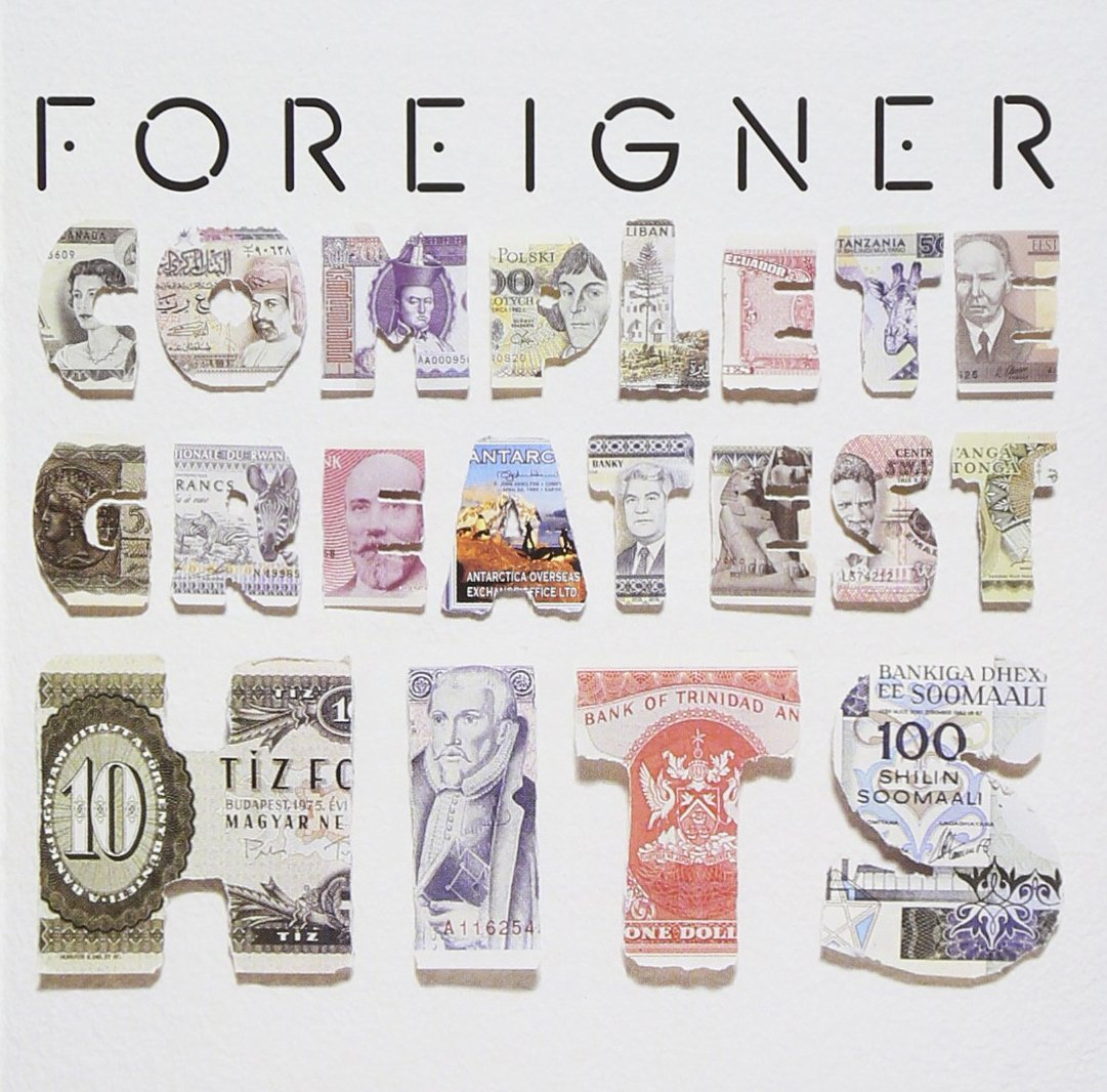 Foreigner: Complete Greatest Hits by Atlantic