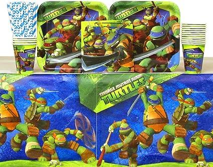 Amazon.com: Cedar Crate Market Teenage Mutant Ninja Turtles ...
