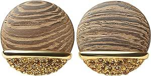 Earrings for Women, Gold Plated