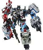 Transformers Generations Combiner Wars Defensor Action Figure [Hot Spot, Groove, First Aid, Blades, Streetwise & Rook]