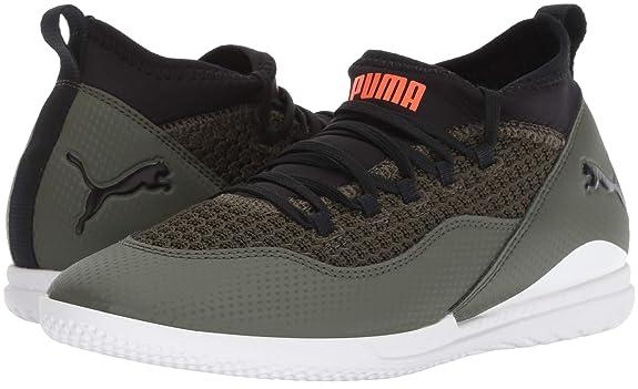 separation shoes 64546 cc9e3 Amazon.com   PUMA Kids  365 Ff 3 Ct Jr Soccer Shoe   Soccer
